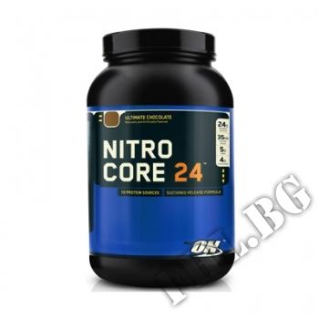 Действие на Nitro Core24 - Ultimate Chocolate - 3lb мнения.Най-ниска цена от Fhl.bg-хранителни добавки София