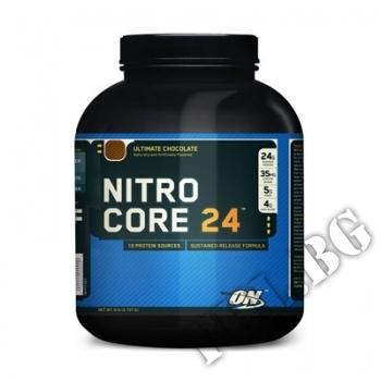 Действие на Nitro Core24 - Straw Milkshake - 6lb мнения.Най-ниска цена от Fhl.bg-хранителни добавки София