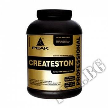 Действие на Peak Createston Professional мнения.Най-ниска цена от Fhl.bg-хранителни добавки София