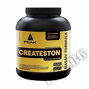 Съдържание » Цена » Прием » Peak Createston Massiv