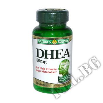 Съдържание » Цена » Прием » DHEA 50 мг