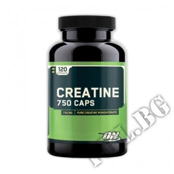 Съдържание » Цена » Прием » Creatine 750 100 caps