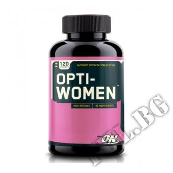 Съдържание » Цена » Прием »  Opti-Women 120