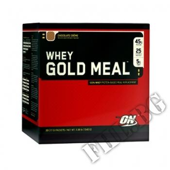 Съдържание » Цена » Прием » WHEY GOLD MEAL