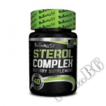 Съдържание » Цена » Прием »  Sterol Complex