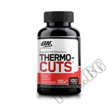Съдържание » Цена » Прием »  Thermo Cuts - 100 капсули