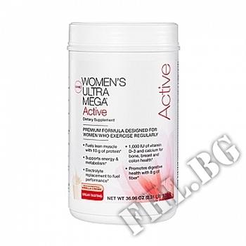Съдържание » Цена » Прием » Gnc women's ultra mega active
