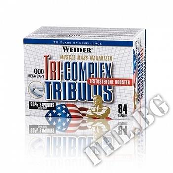 Съдържание » Цена » Прием » Tri-Complex Tribulus 84 caps