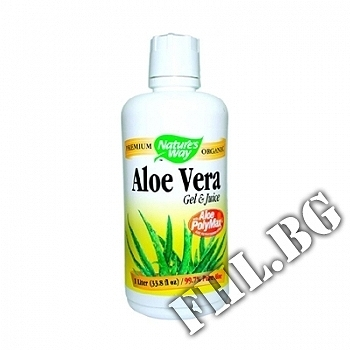 Действие на Aloe vera gel & juice мнения.Най-ниска цена от Fhl.bg-хранителни добавки София