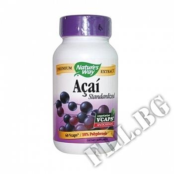 Съдържание » Цена » Прием » Acai Berry 450mg