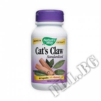 Действие на Cat's Claw Stand мнения.Най-ниска цена от Fhl.bg-хранителни добавки София