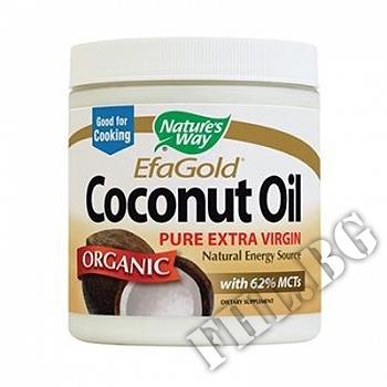 Действие на КОКОСОВО МАСЛО|EfaGold Coconut Oil мнения.Най-ниска цена от Fhl.bg-хранителни добавки София