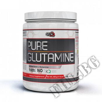Съдържание » Цена » Прием »  100% Pure Glutamine 500гр