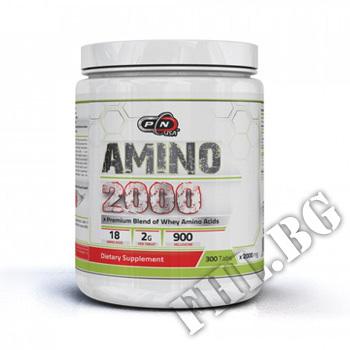 Съдържание » Цена » Прием » Amino 2000 300tab