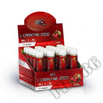 Съдържание » Цена » Прием » Carnitine 2000-череша