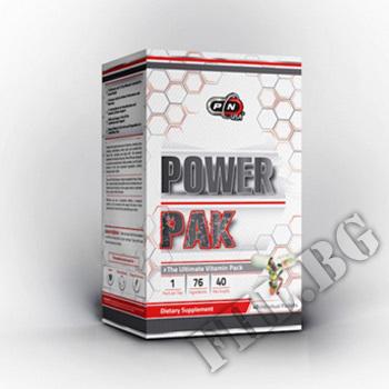 Съдържание » Цена » Прием »  Power pak 40 пакета