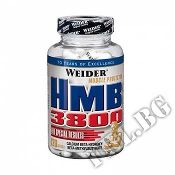Съдържание » Цена » Прием » Weider HMB 3800