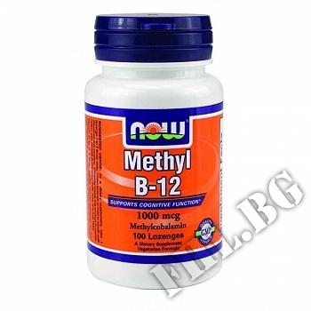 Съдържание » Цена » Прием » Метил B-12 /Метилкобаламин/ Methyl B-12…