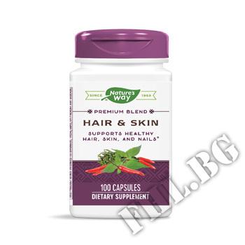 Действие на Hair & Skin мнения.Най-ниска цена от Fhl.bg-хранителни добавки София