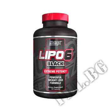 Действие на  Lipo 6 Black 120 Caps мнения.Най-ниска цена от Fhl.bg-хранителни добавки София