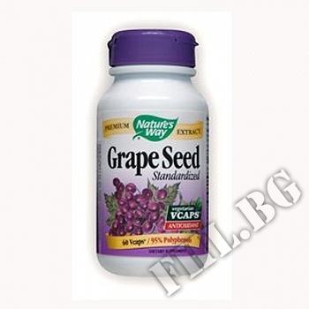 Действие на Гроздово семе|Grape Seed мнения.Най-ниска цена от Fhl.bg-хранителни добавки София