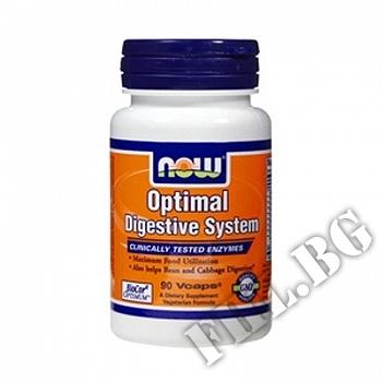 Действие на Optimal Digestive System мнения.Най-ниска цена от Fhl.bg-хранителни добавки София