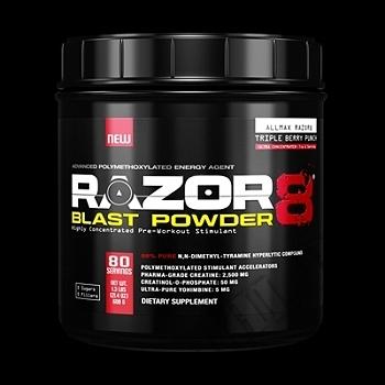 Съдържание » Цена » Прием »  Razor 8 blast