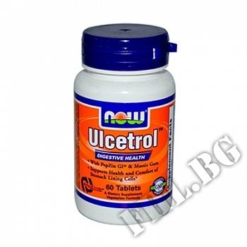 Действие на Ulcetrol™ мнения.Най-ниска цена от Fhl.bg-хранителни добавки София