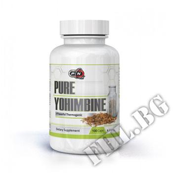 Съдържание » Цена » Прием » 100% Pure yohimbine