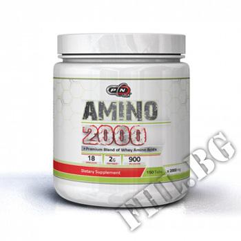 Съдържание » Цена » Прием » AMINO 2000 150tab