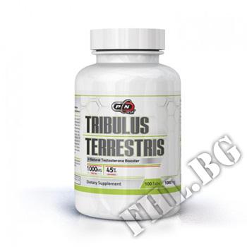 Съдържание » Цена » Прием »  Tribulus Terrestris-1000 мг-100 таблетки