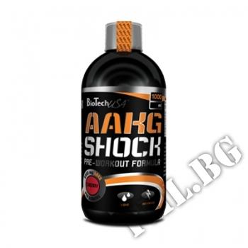 Съдържание » Цена » Прием »  AAKG Shock Extreme 1000 ml