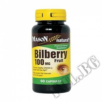 Съдържание » Цена » Прием » Черна боровинка (плод) 100 mg