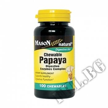 Съдържание » Цена » Прием » Папая 35 mg