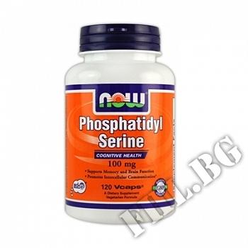 Съдържание » Цена » Прием »  Phosphatidyl Serine