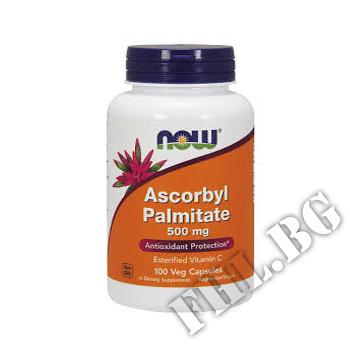 Действие на Ascorbyl Palmitate (Аксорбил Палмитат)/NOW мнения.Най-ниска цена от Fhl.bg-хранителни добавки София