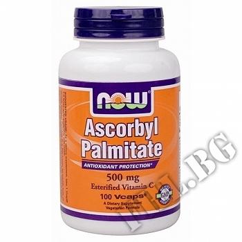 Съдържание » Цена » Прием » Ascorbyl Palmitate (Аксорбил Палмитат)/NOW