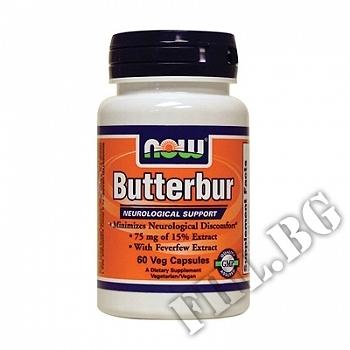 Съдържание » Цена » Прием » Butterbur with Feverfew