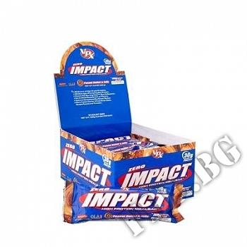 Действие на VPX Zero Impact Bar мнения.Най-ниска цена от Fhl.bg-хранителни добавки София
