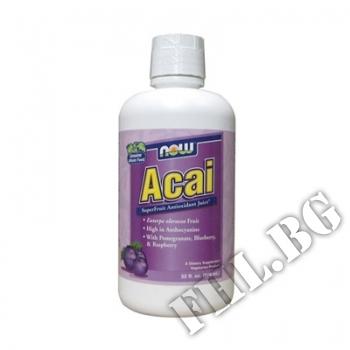 Съдържание » Цена » Прием » Acai - 32 oz