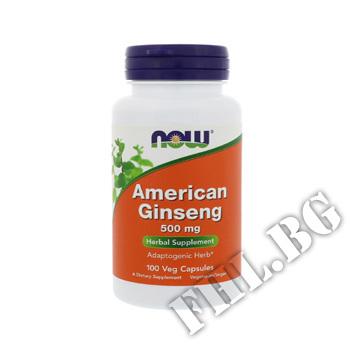 Съдържание » Цена » Прием » American Ginseng (Американски Женшен)