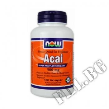 Съдържание » Цена » Прием » Acai 500 мг