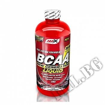 Съдържание » Цена » Прием »  BCAA New Generation Liquid 1000ml