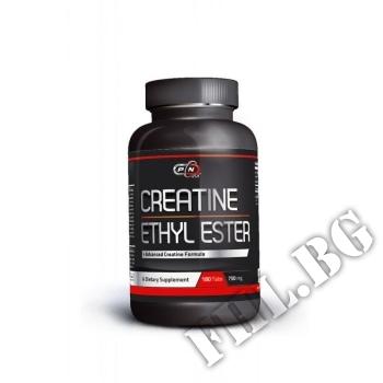 Съдържание » Цена » Прием » Creatine ethyl ester