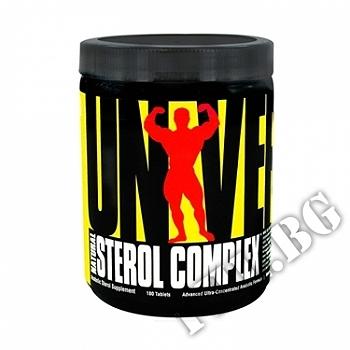 Съдържание » Цена » Прием »  Natural Sterol Complex 180tab