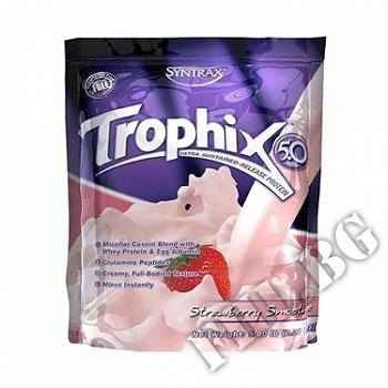 Съдържание » Цена » Прием »  Syntrax Trophix 5.0-ягода