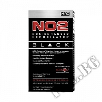 Съдържание » Цена » Прием » NO2 Black | MRI Performance