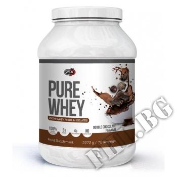Действие на Pure Whey with Enzymes 5 lb мнения.Най-ниска цена от Fhl.bg-хранителни добавки София