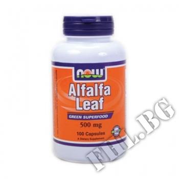 Съдържание » Цена » Прием » Alfalfa Leaf-Люцерна