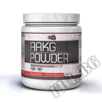 Съдържание » Цена » Прием » AAKG Powder 250gr